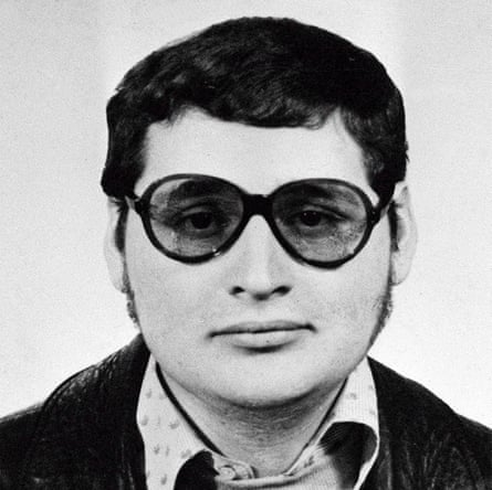 An undated black and white file handout picture showing 'master terrorist' Carlos the Jackal.