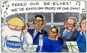 Steve Bell cartoon 26.11.2020
