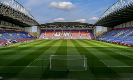 Wigan Athletic v Norwich City: Championship – live!