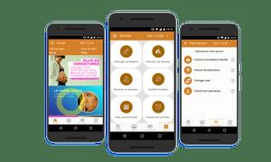 GiftedMom African app