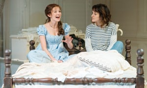 Grace Molony and Louise Ford in the Watsons.
