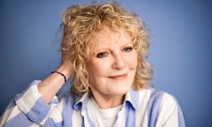 Petula Clark: the singer is appearing later this year in the London West End as the bird lady in Mary Poppins, photographed at The Landmark London.