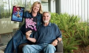 Steffanie Strathdee and her husband, Thomas Patterson