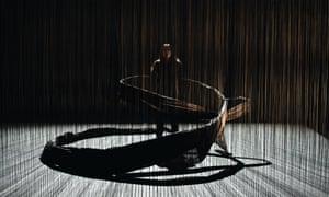 Plexus is Aurélien Bory's portrait of Japanese dancer Kaori Ito