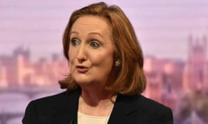 Suzanne Evans on BBC's Andrew Marr Show