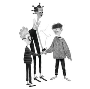 Illustration Júlia Sardà Beetle Boy.