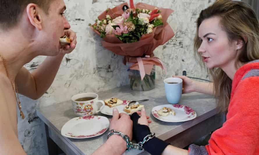 Кудлай та Пустовітова снідали у своїй квартирі в Харкові