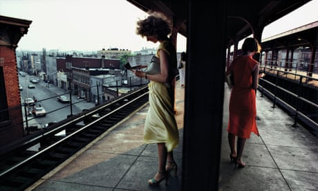 Station to station: imaginative works from Magnum's print sale – in pictures