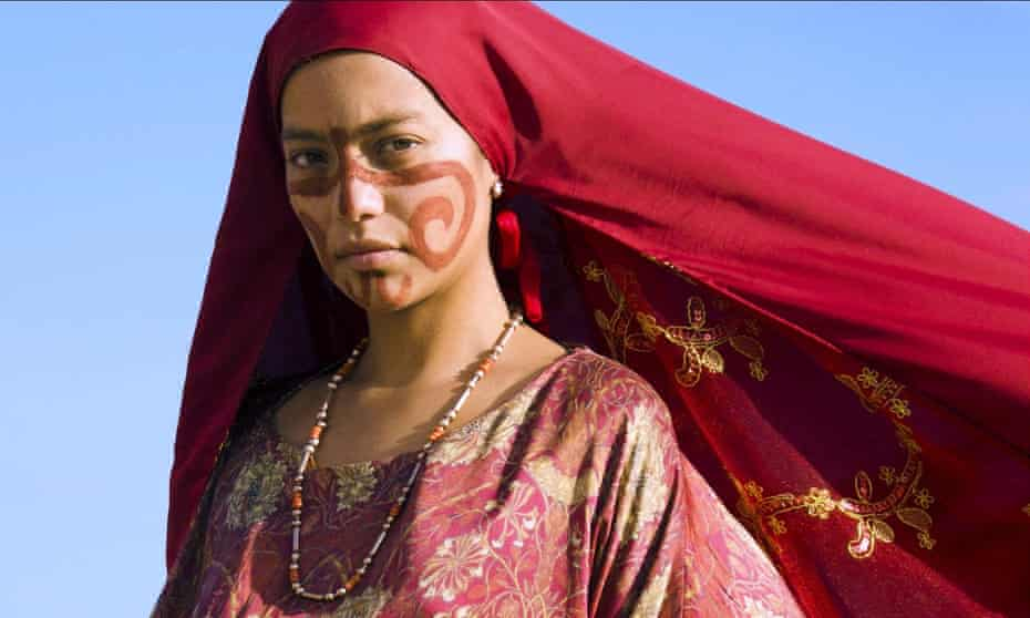 Vivid and thrilling … Natalia Reyes as Zaida in Birds of Passage.