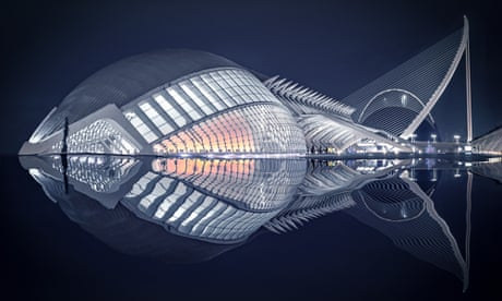 Beautiful buildings in architecture photography prize – in pictures