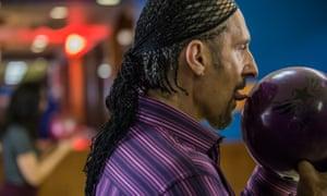 A shrug of a film ... John Turturro as Jesus Quintana in The Jesus Rolls.