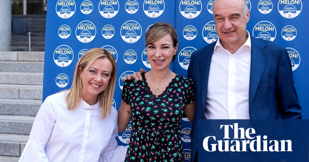 Rachele Mussolini wins most votes in Rome city council election