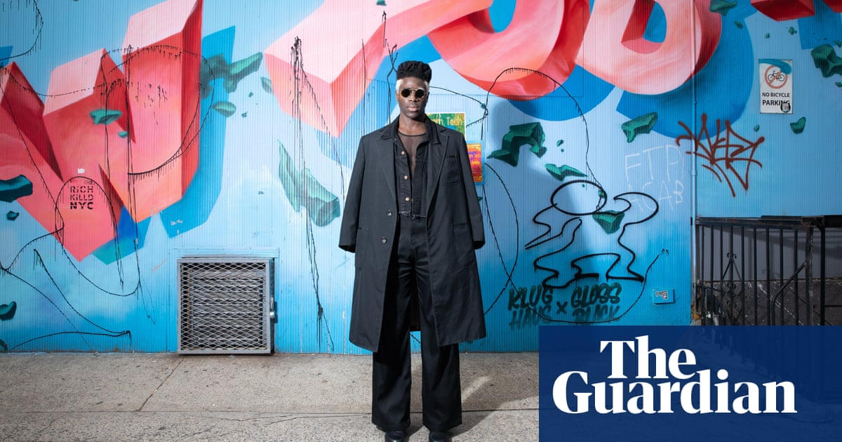 'I definitely rage against being classified as R&B': the strange, beautiful music of Moses Sumney