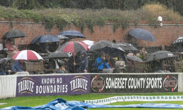 County Cricket Somerset V Essex Title Decider Day Three