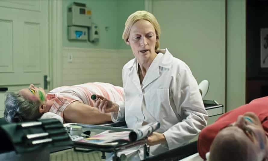'A testing experience': Tilda Swinton in The Dead Don't Die