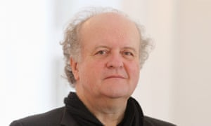Wolfgang Rihm, creator of a brooding world on which the weight of musical history seems to be pressing down