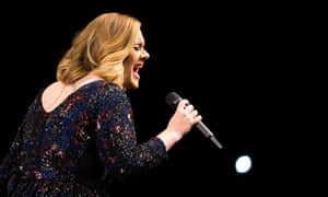 British acts including Adele accounted for one in six of all albums sold worldwide last year.