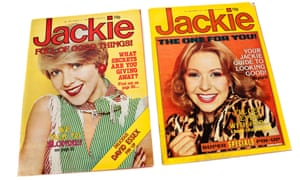 Vintage Jackie magazines from  March 1980
