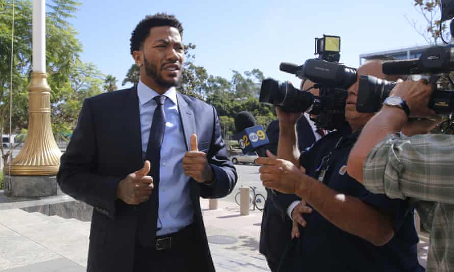 Derrick Rose said he invited her over that night for drinks and expected sex would be involved.