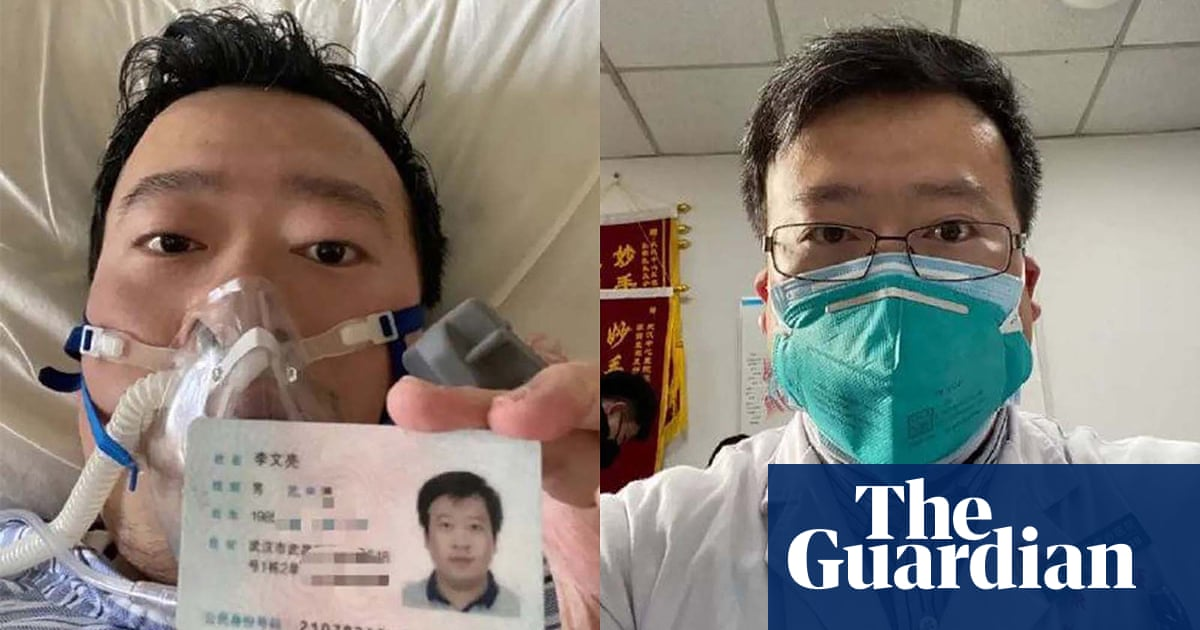 interview with coronavirus patient