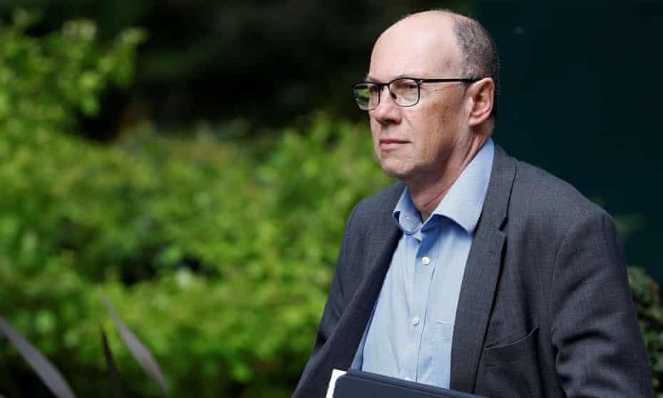 Prof Stephen Powis