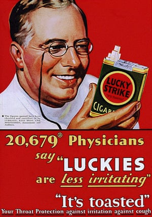 Lucky Strike, Lord, Thomas & Logan Agency, 1930