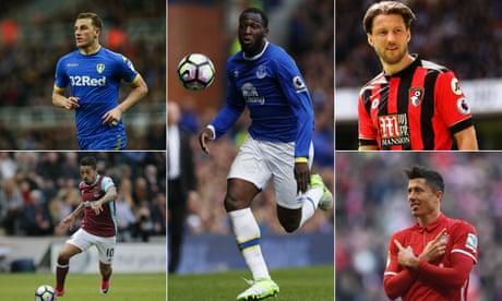West Ham v Everton, Swansea v Stoke and more – live!