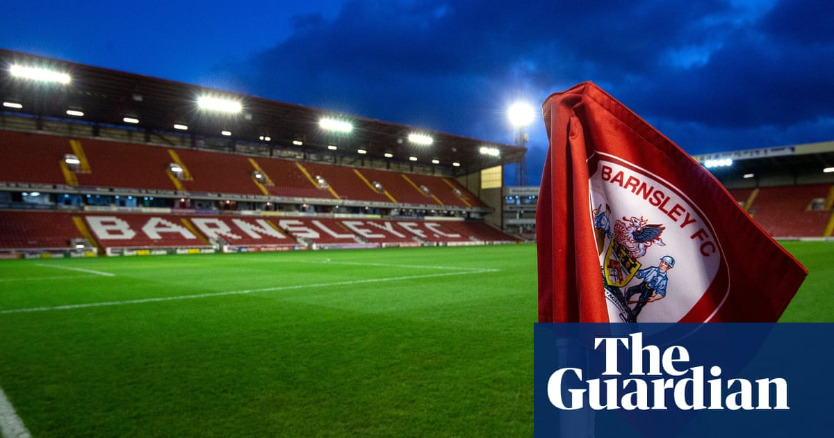 Barnsley warn they will not accept relegation in furious letter to EFL