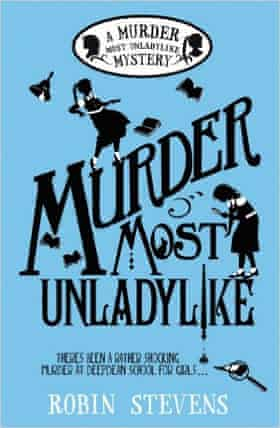 Murder Most Unladylike cover