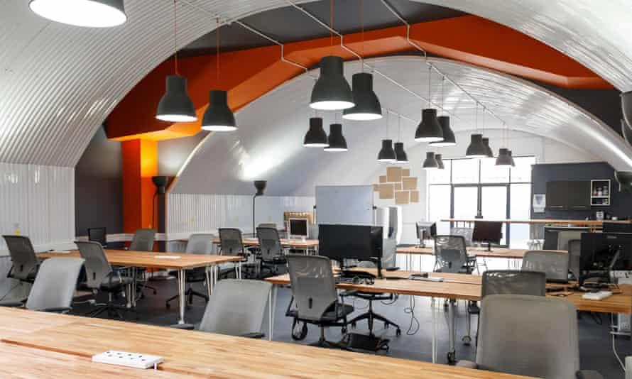 The Arch creative studio in Leamington Spa.