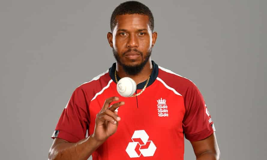 Chris Jordan: 'I don't feel the momentum has been lost. I say that because of the conversations that were going on within the England team and with our opposition.'