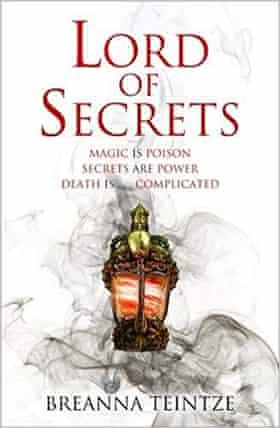 Lord of Secrets by Teintze