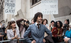 Norman Scott (Ben Whishaw) in A Very English Scandal.