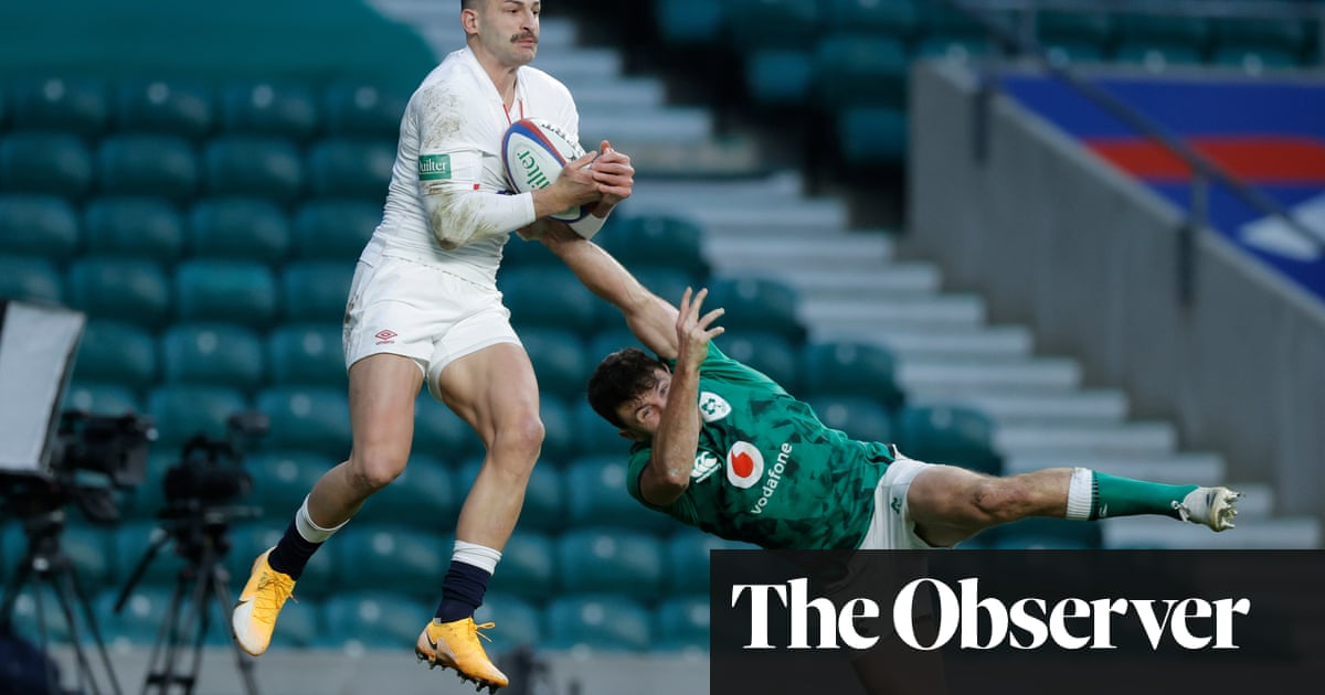 Ireland and Andy Farrell left with much to ponder after defeat by England | Michael Aylwin