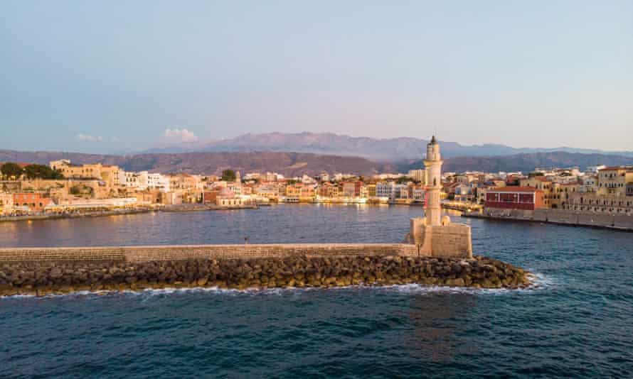 Chania's Venetian harbour