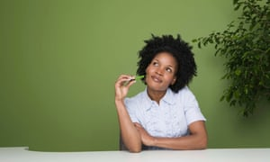 Do you have an inner voice? Photograph: Getty Images