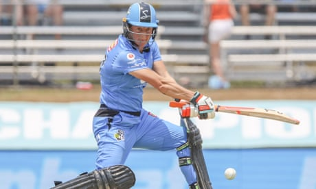 WBBL first semi-final: Strikers too slick for Scorchers - as it happened