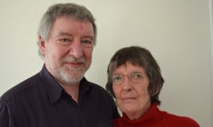 Steve Plummer and Pat Ashforth