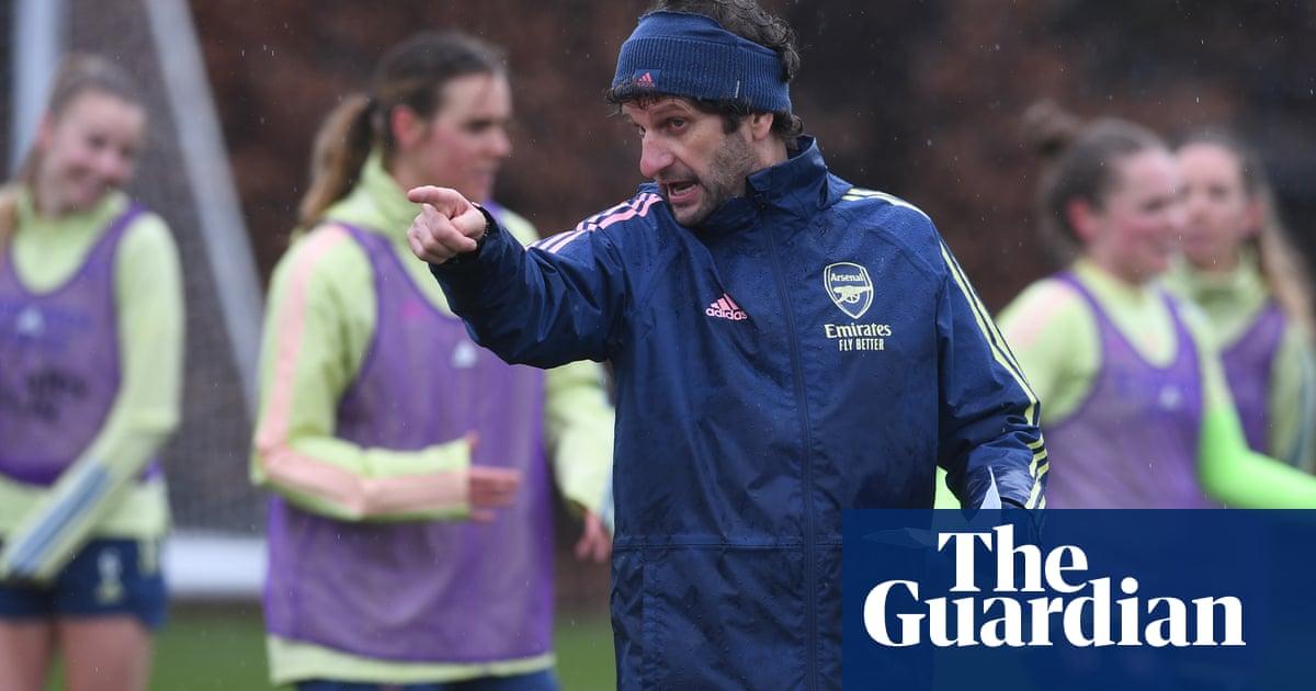 Arsenal Women manager Joe Montemurro to leave at end of season