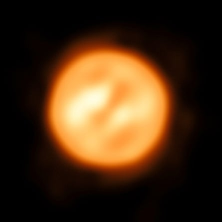 Using ESO's Very Large Telescope Interferometer astronomers have constructed this remarkable image of the red supergiant star Antares. This is the most detailed image ever of this object, or any other star apart from the sun.
