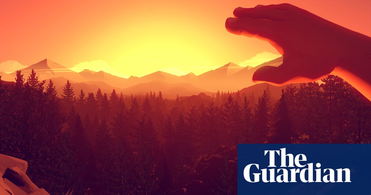 Firewatch: how games are getting inside the heads of their