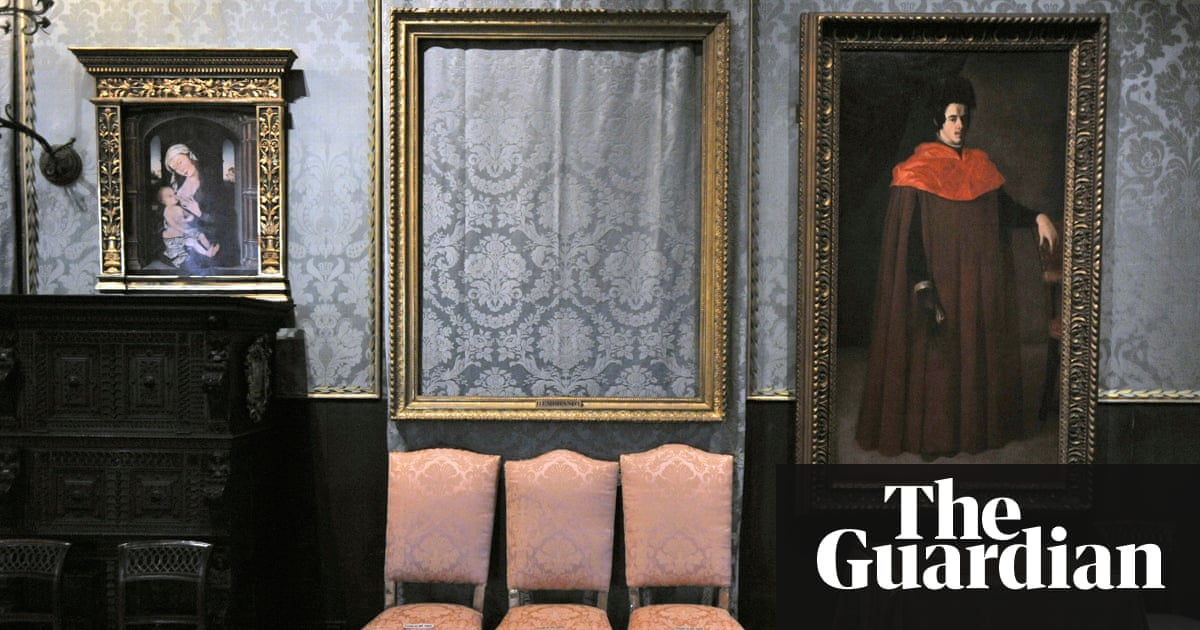 Will Boston\'s $500m art heist ever be solved?   Art and design   The ...