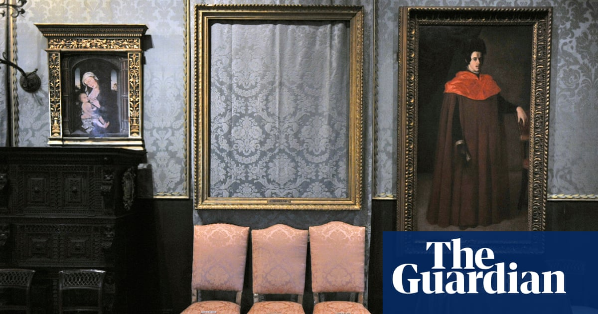 Will Bostons 500m Art Heist Ever Be Solved Art And Design The