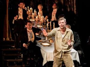 James McArdle as Peter Gynt.