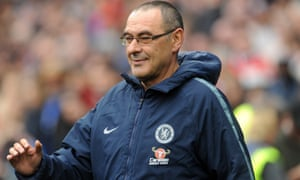 Maurizio Sarri and Chelsea face a difficult week with two Premier League matches either side of a trip to Prague.