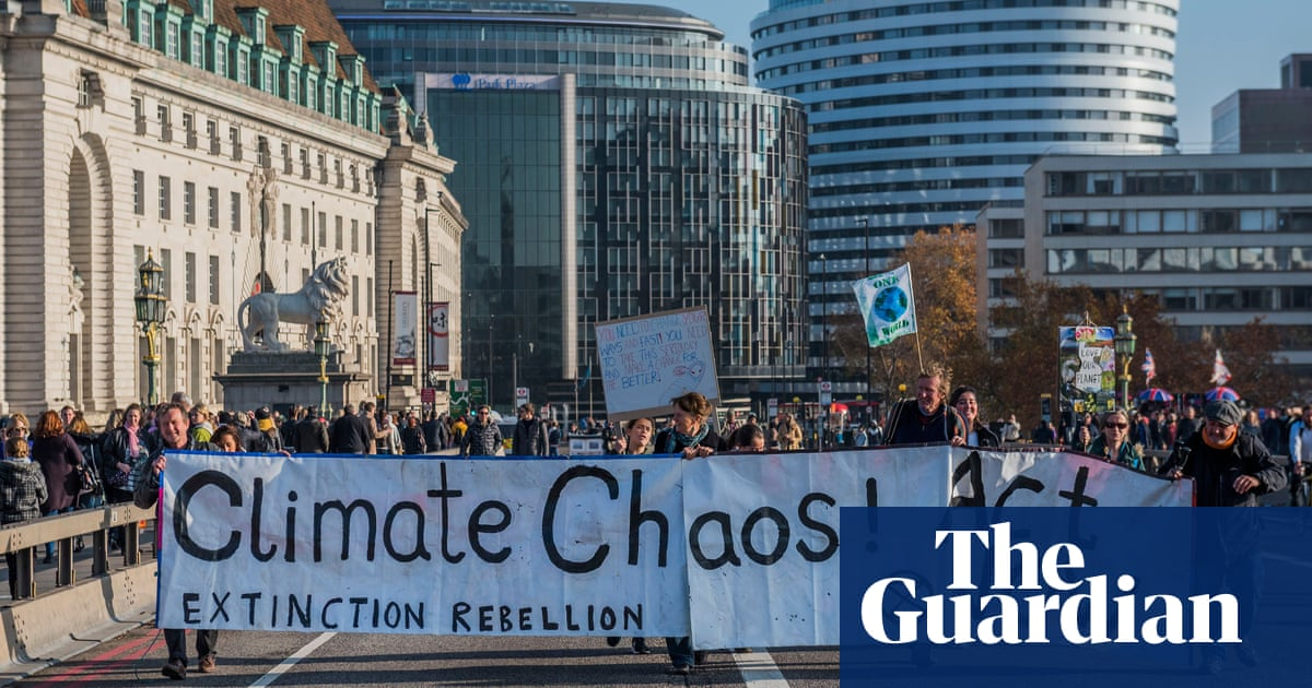 Weatherwatch: where is the political will to tackle climate change?