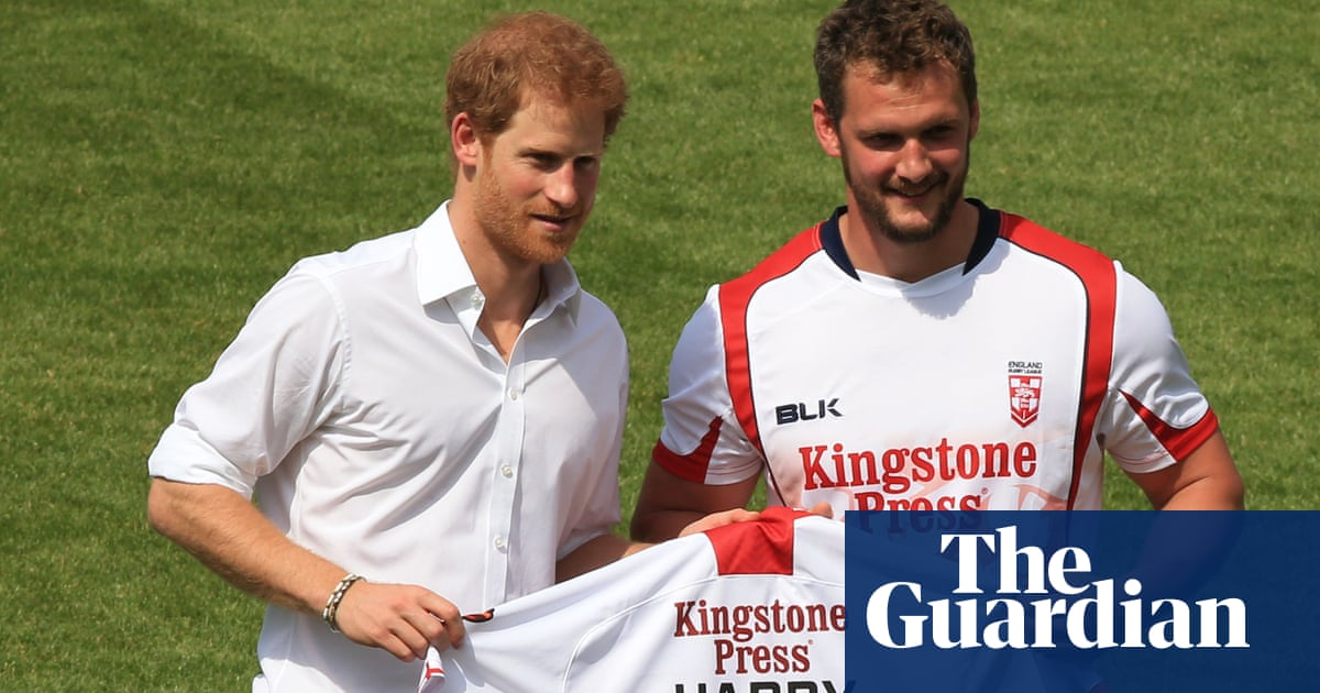 Prince Harry to make Rugby League World Cup draw as planned