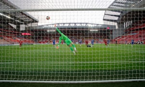 Naby Keïta burst forward from midfield before unleashing a fierce drive into the top corner to open the scoring.