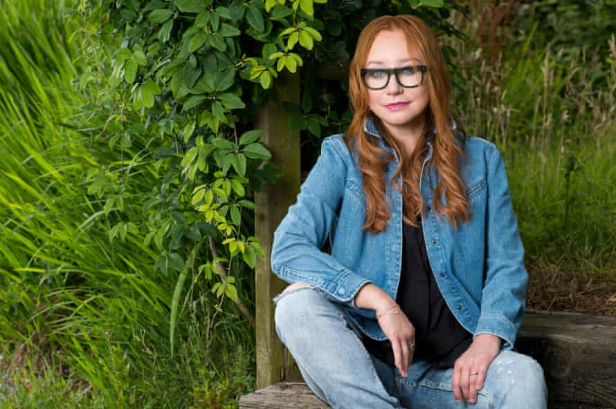 Tori Amos, who wrote and recorded the title track, Flicker, for Audrie and Daisy