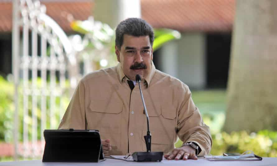 Report says President Nicolás Maduro and his defense and interior ministers were aware of crimes committed by security forces and intelligence agencies.